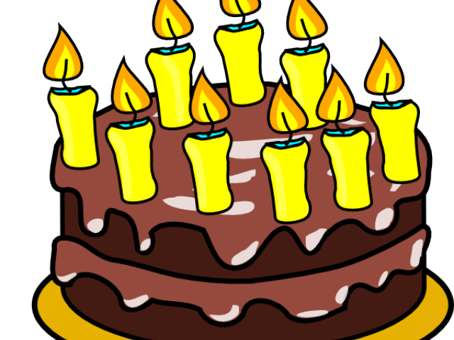 Admirable Free Birthday Cake Clipart Chocolate Cake Clipart Transparent Birthday Cards Printable Riciscafe Filternl