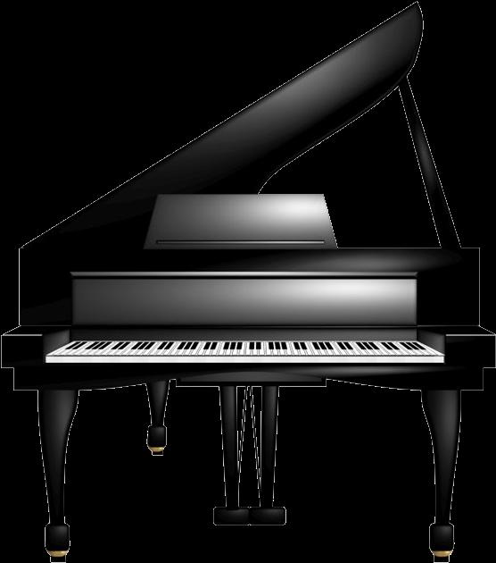 Musical Keyboard Clipart - Transparent Transparent ...