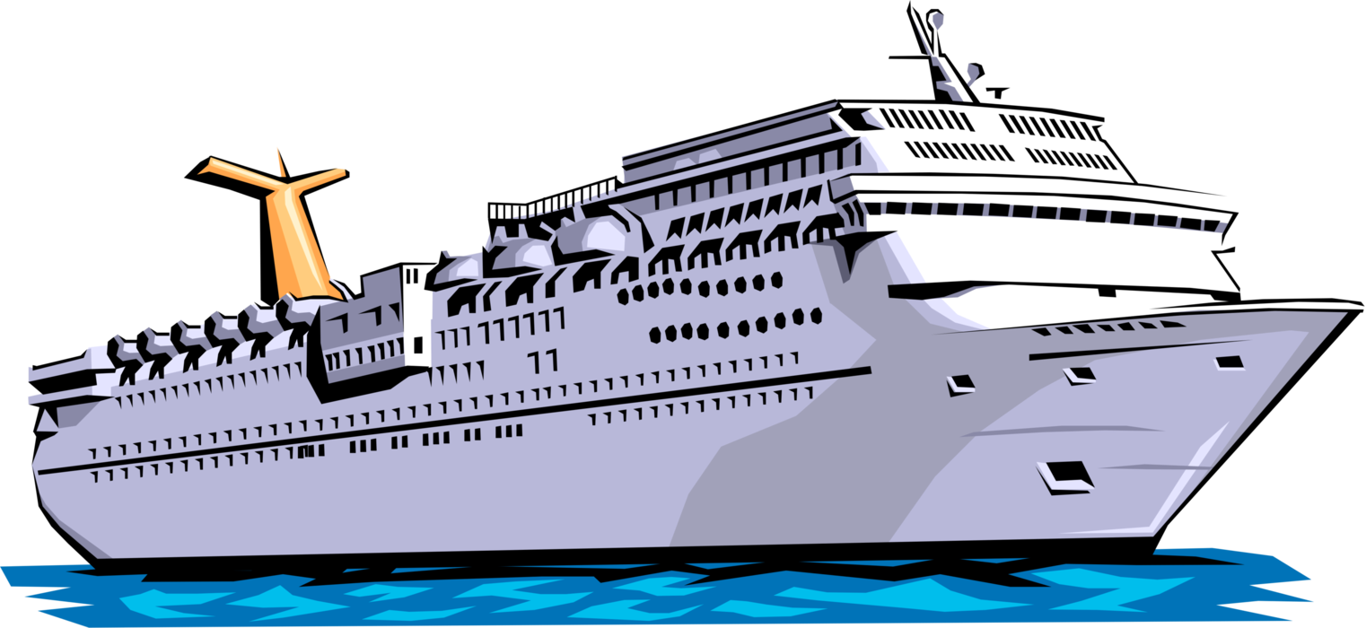 Transparent cruise ship clipart - Carnival Cruise Ship Png - Carnival Cruise Ship Clipart