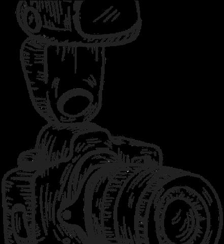 Drawn Camera Dslr Maquina Fotografica Desenho Png Transparent