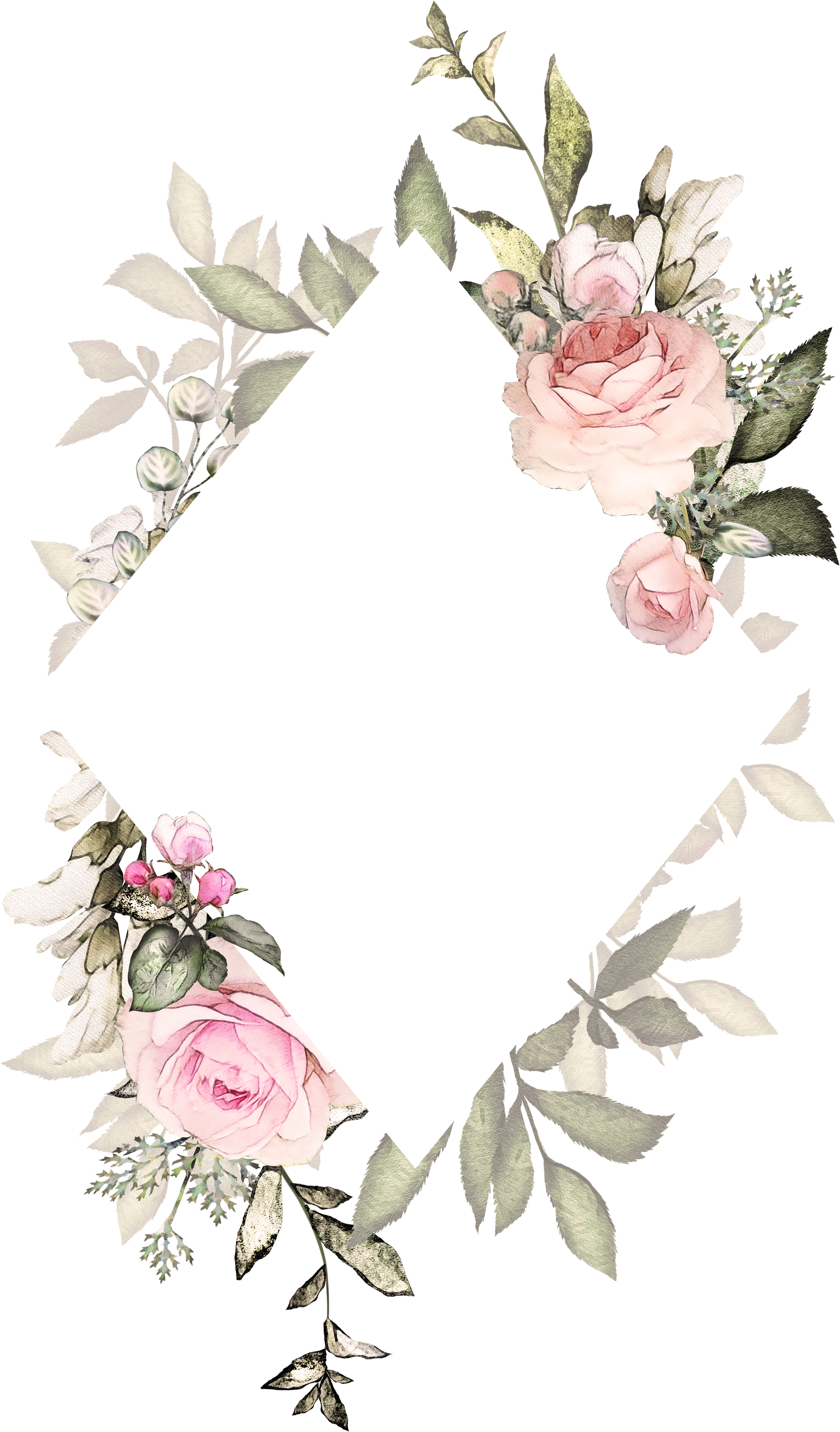 Transparent flower background clipart - Discover Ideas About Phone Backgrounds - Wedding Invitation Transparent Background