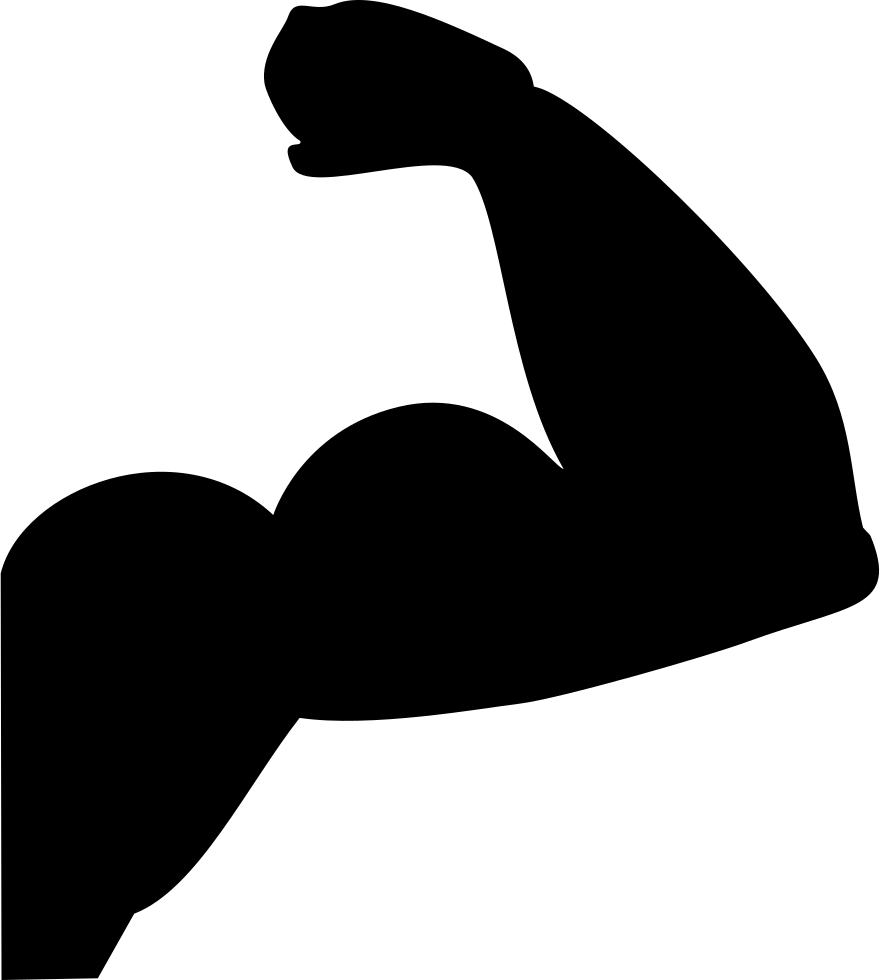 Transparent strong man clipart - Strong Arm Comments - Strong Arms Png