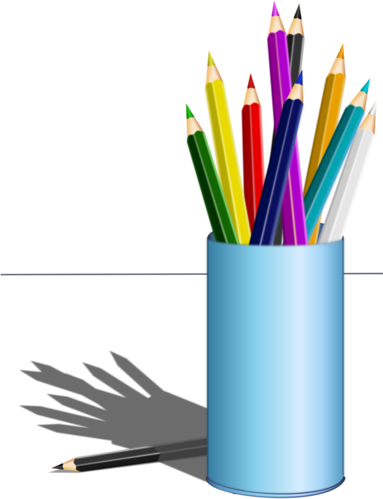 Transparent book and pencil clipart - Colored Pencil Paper Coloring Book Pens - Pen Pencil Paper Clipart