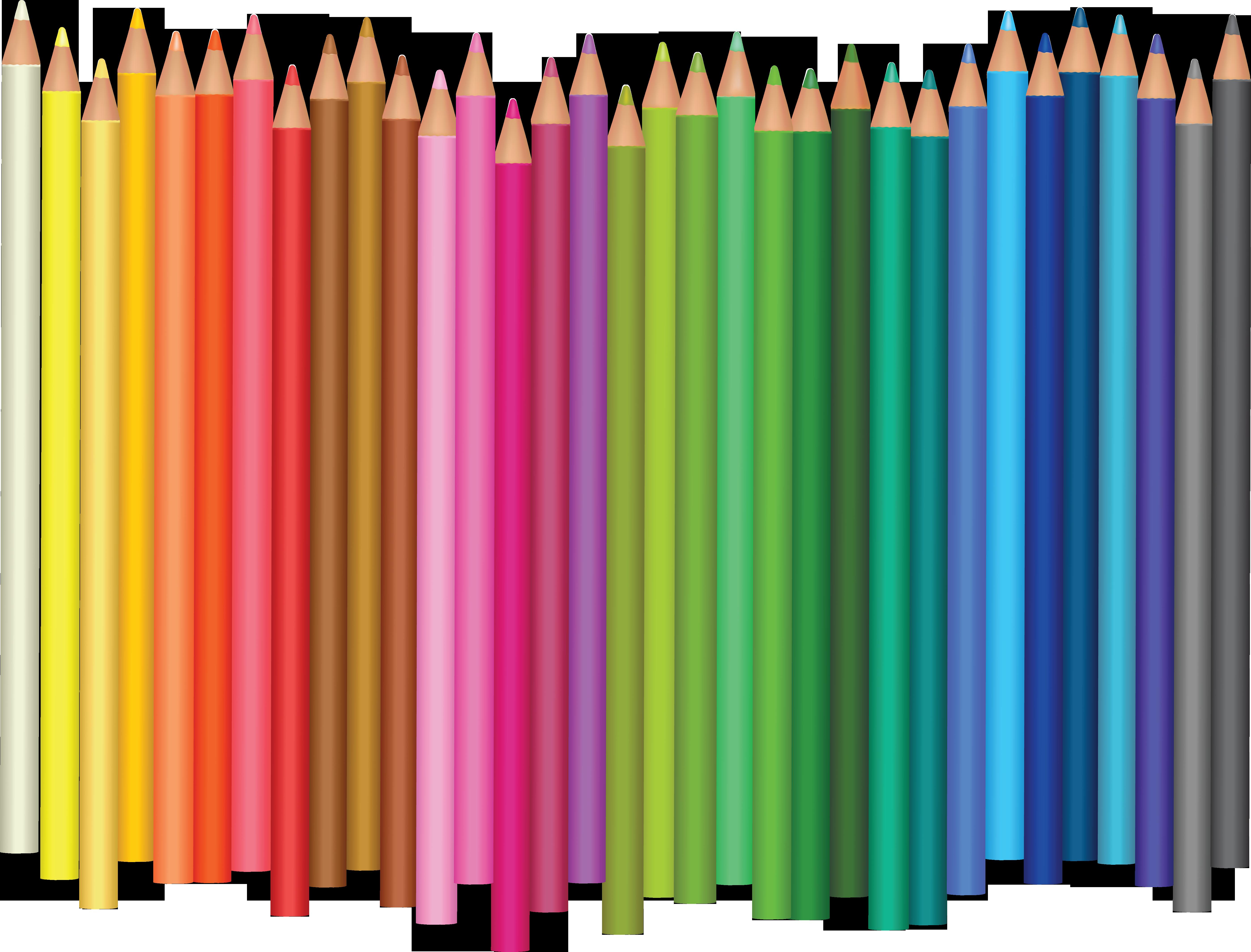 Transparent colored pencils clipart - Color S Png Image Purepng Free Transparent Ⓒ - Transparent Colored Pencils Png