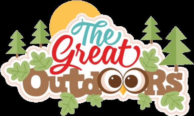 Transparent outdoor clipart - Outdoor Clipart Scrapbook - Great Outdoors Clip Art