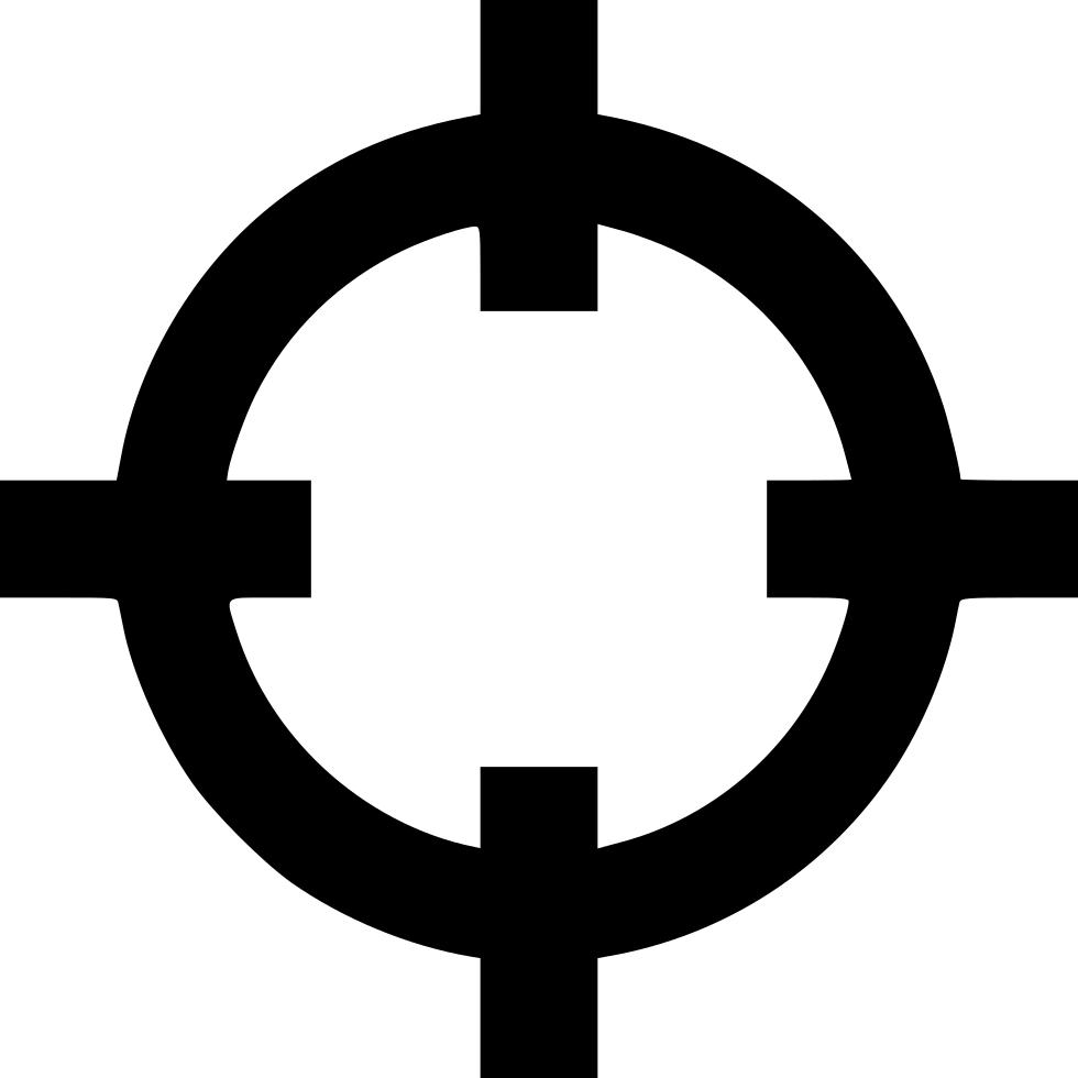 Target Svg Hunting Clipart Kill Fortnite Logo Png