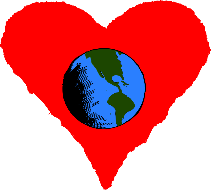 Transparent earth day clipart - Clip Art