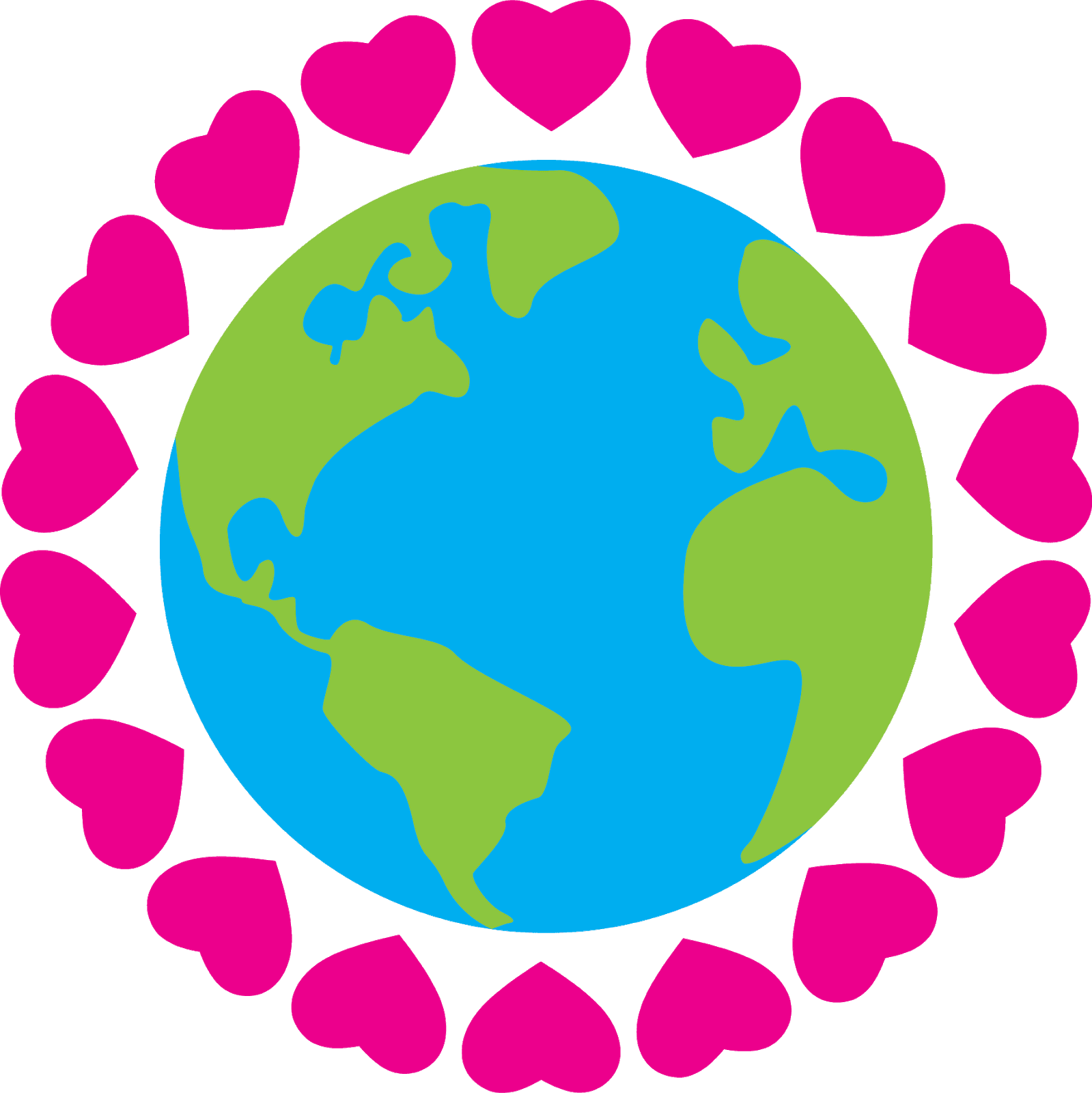 Transparent earth day clipart - Last But Not Least, I Made You Some Earth Day Clip - Revlon Colour Ball Shades