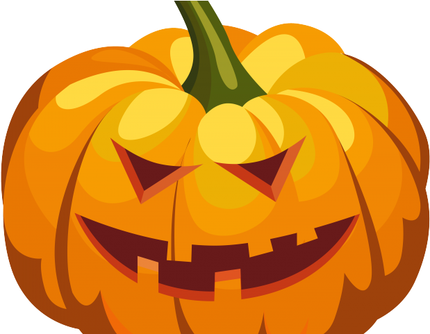 Halloween Pumpkin Clipart Transparent Background.Scary Clipart Pumpkin Halloween Scary Pumpkin Png
