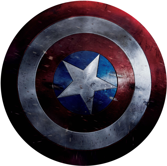 Transparent captain america shield clipart - Captain America Png - Captain America Logo Wallpaper Hd