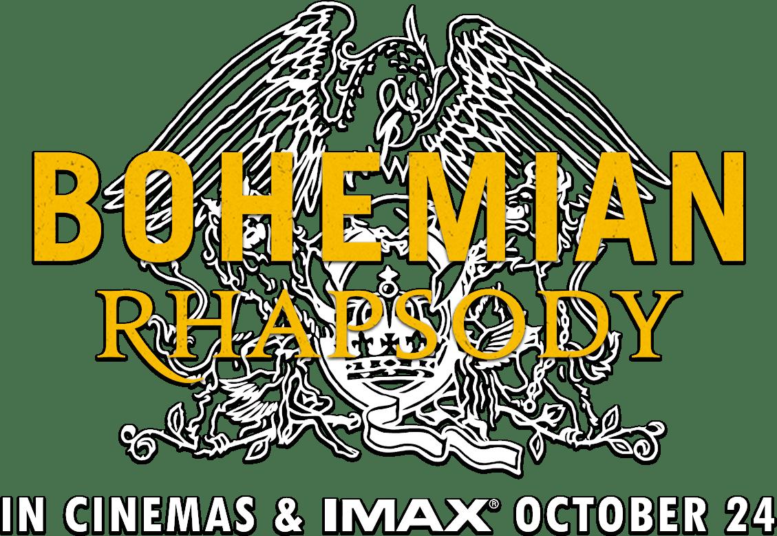 Bohemian Rhapsody Film Banner Png Download Harpy Transparent Cartoon Jing Fm