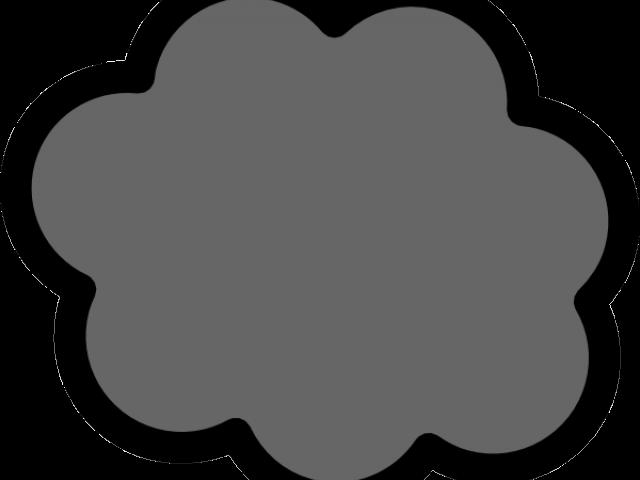 Puff smoke. Gray clipart transparent cartoon