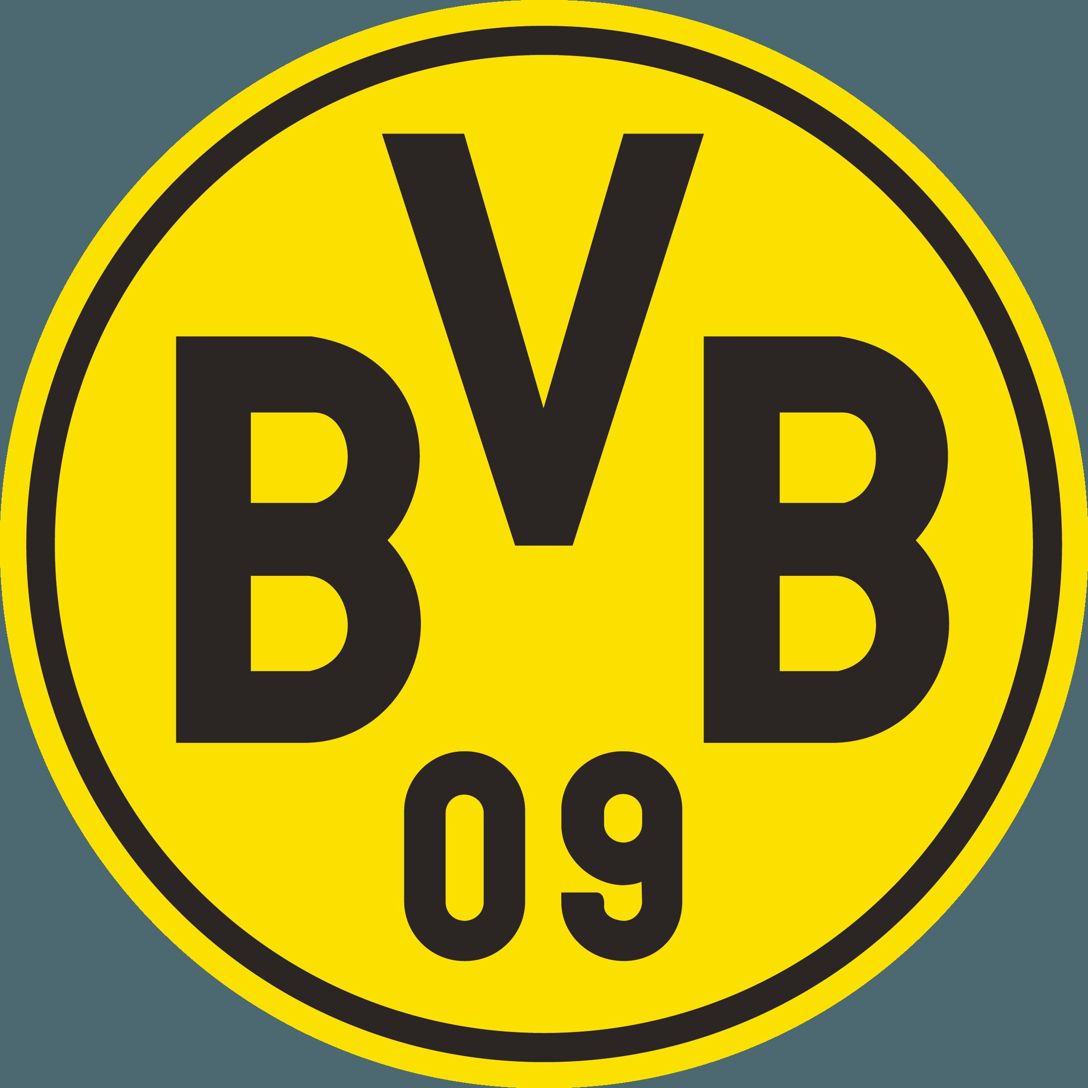 Borussia Dortmund Logo Bvb Borussia Dortmund Logo Png Transparent Cartoon Jing Fm