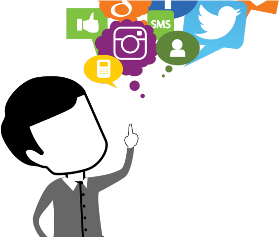 Transparent information clipart - Marketing Clipart Marketing Information Management - Social Media Marketing Png