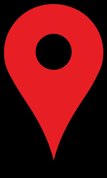 Google Maps Pin Blue Svg Clip Arts 600 X 567 Px Blue Marker Google Maps Transparent Cartoon Jing Fm