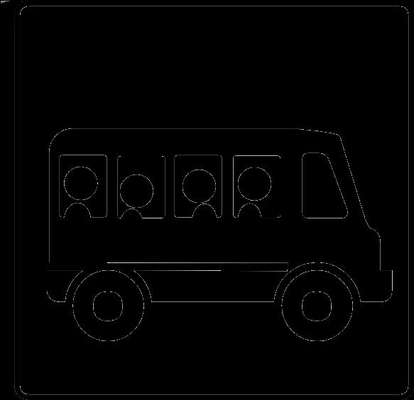 Transparent school bus clip art - Download - Newton Second Law Clipart