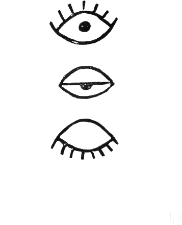 Eye Eyes Draw Drawing Freetoedit Overlays Png Black And White
