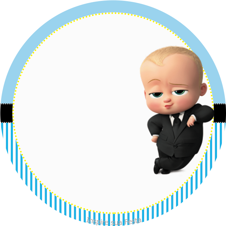 Boss Baby Transparent Cartoon Jingfm