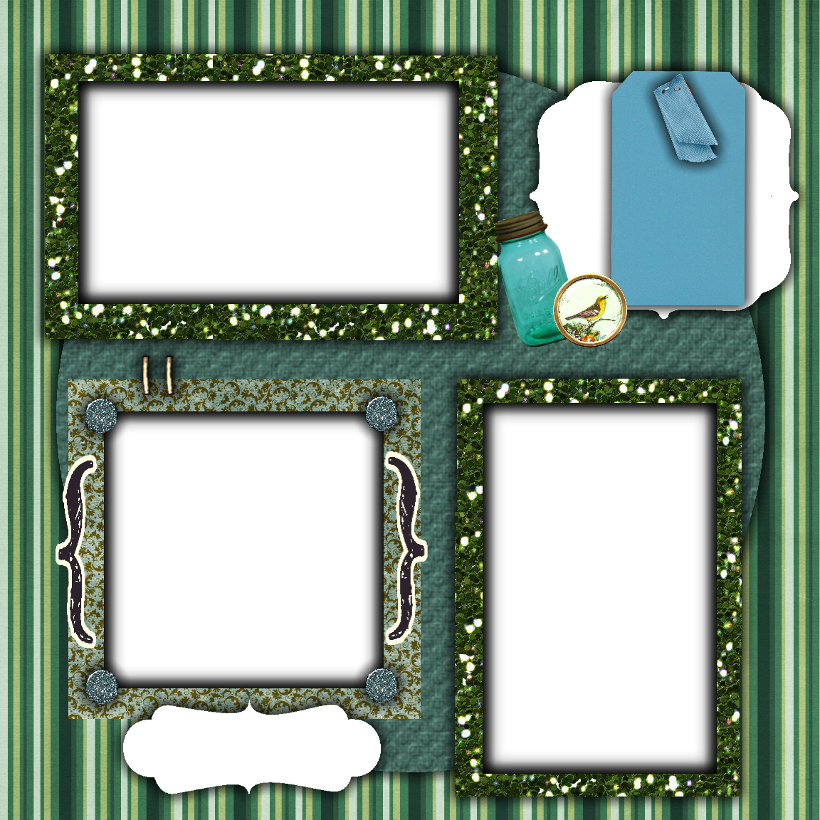 Transparent scrapbook page clipart - Scrapbook Design Printable For Boys - Scrapbook Layout Free Printable Scrapbook Templates