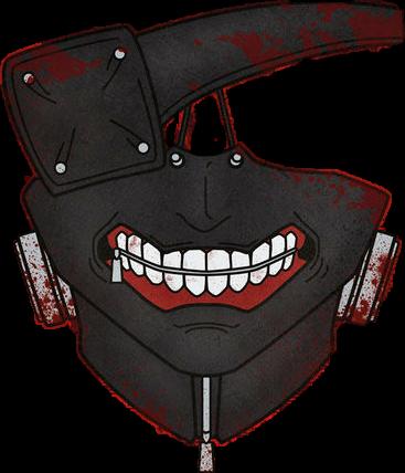 tokyoghoul sticker mascara de tokyo ghoul png transparent cartoon jing fm tokyoghoul sticker mascara de tokyo