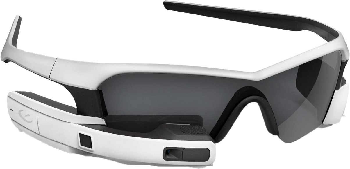 Transparent heads up clipart - Smartglasses Google Recon Instruments Head-up Glass - Recon Jet Glasses