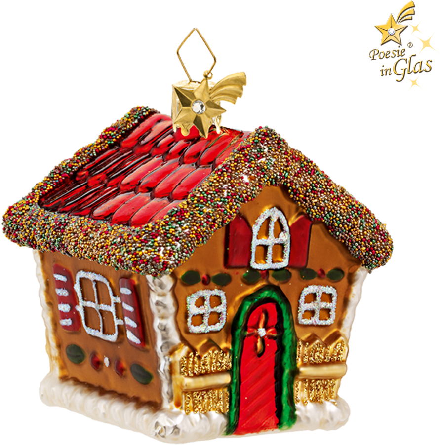 Transparent christmas gingerbread house clipart - Gingerbread House Png - Gingerbread House Transparent