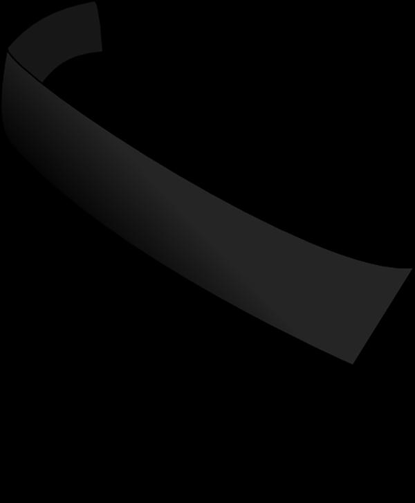 Skin Cancer Awareness Ribbon Breast Cancer Ribbon Black Transparent Cartoon Jing Fm