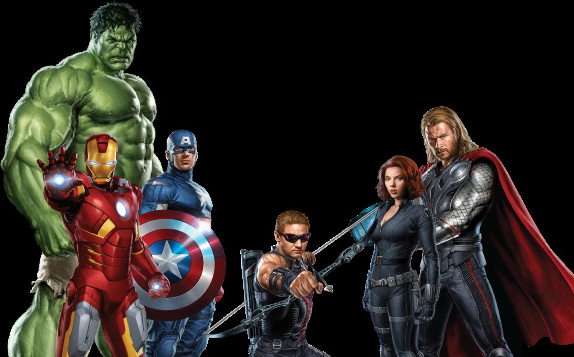Transparent the avengers clipart - Avengers - Avengers Png