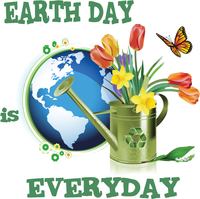 Transparent land pollution clipart - Actually, It Is - Earth Day Beautiful Slogan