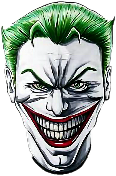Joker Batman Suicidesquad Freetoedit Draw The Joker Transparent Cartoon Jing Fm