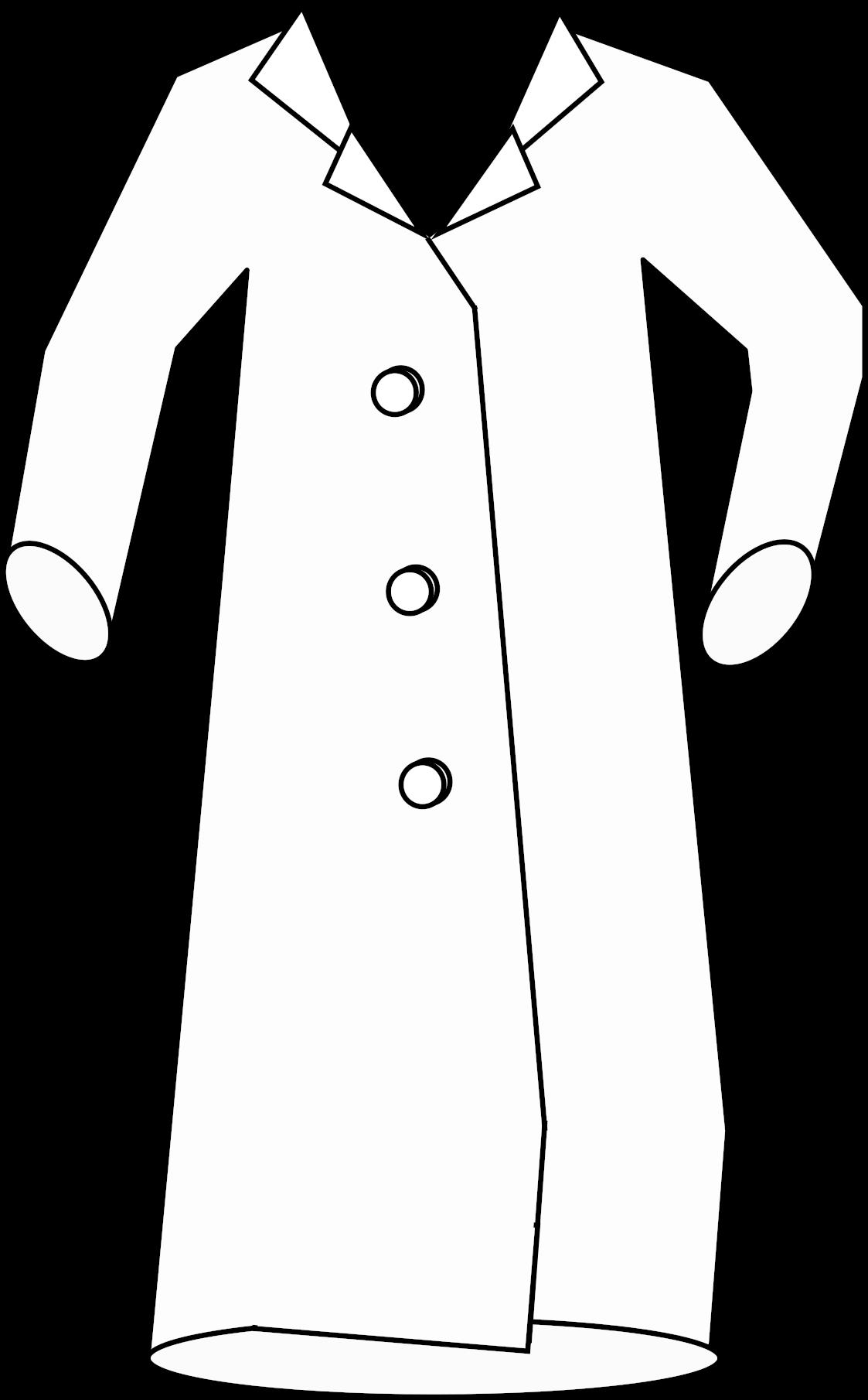 Transparent pocket clipart - Pocket Clipart Lab Coat - Lab Coat Clipart Png