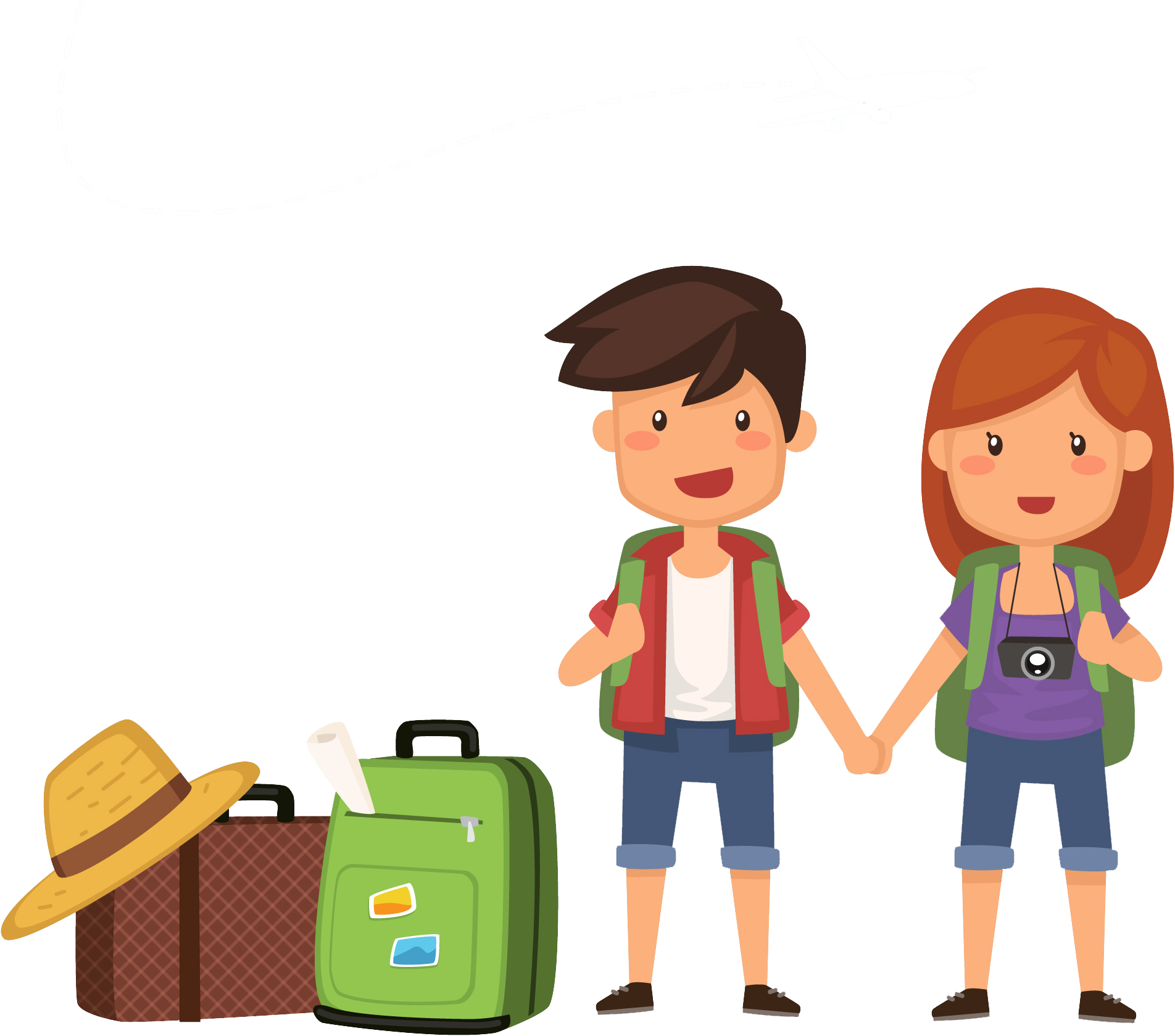 Transparent traveling clipart - Travel Png Free Download Vector, Clipart, Psd - Travel Png Free