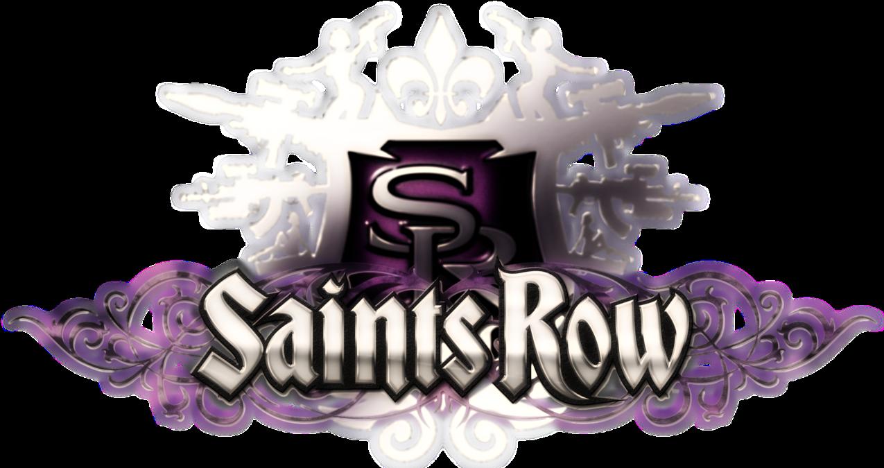 Saints Row Logo Combination Vector By Andrewnuva199 ...