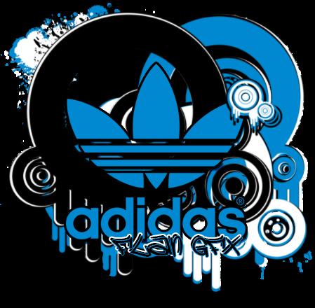 Transparent adidas clipart - Adidas Sticker - Adidas Png