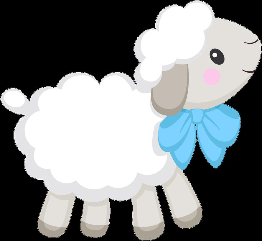 Sheep Clipart Pastor عيد الأضحى سكرابز خروف العيد Transparent