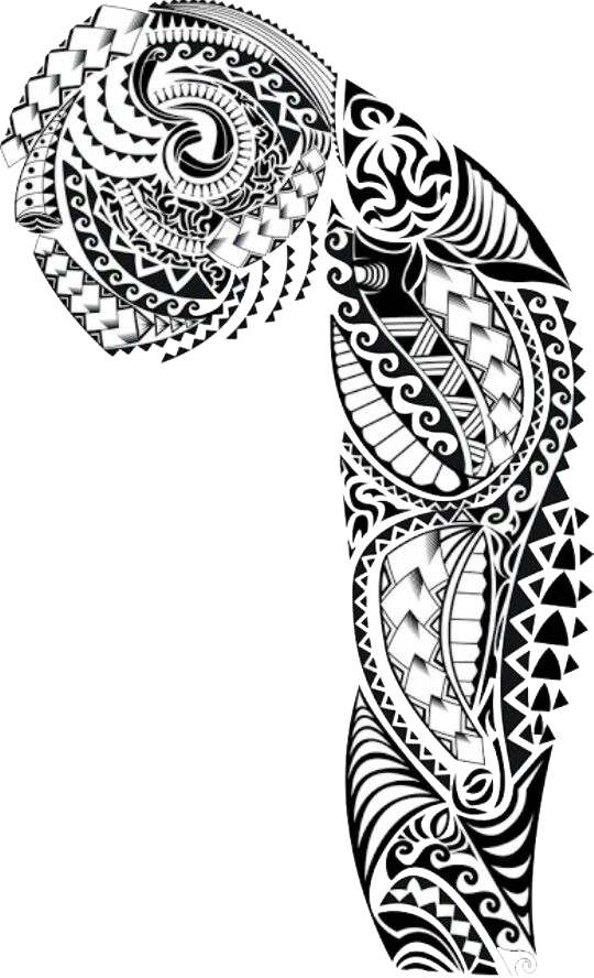 Transparent tattoo artist clipart - Download Free Png Chest Tattoo Png Hd Dlpng - Tribal Tattoos Sleeve Designs