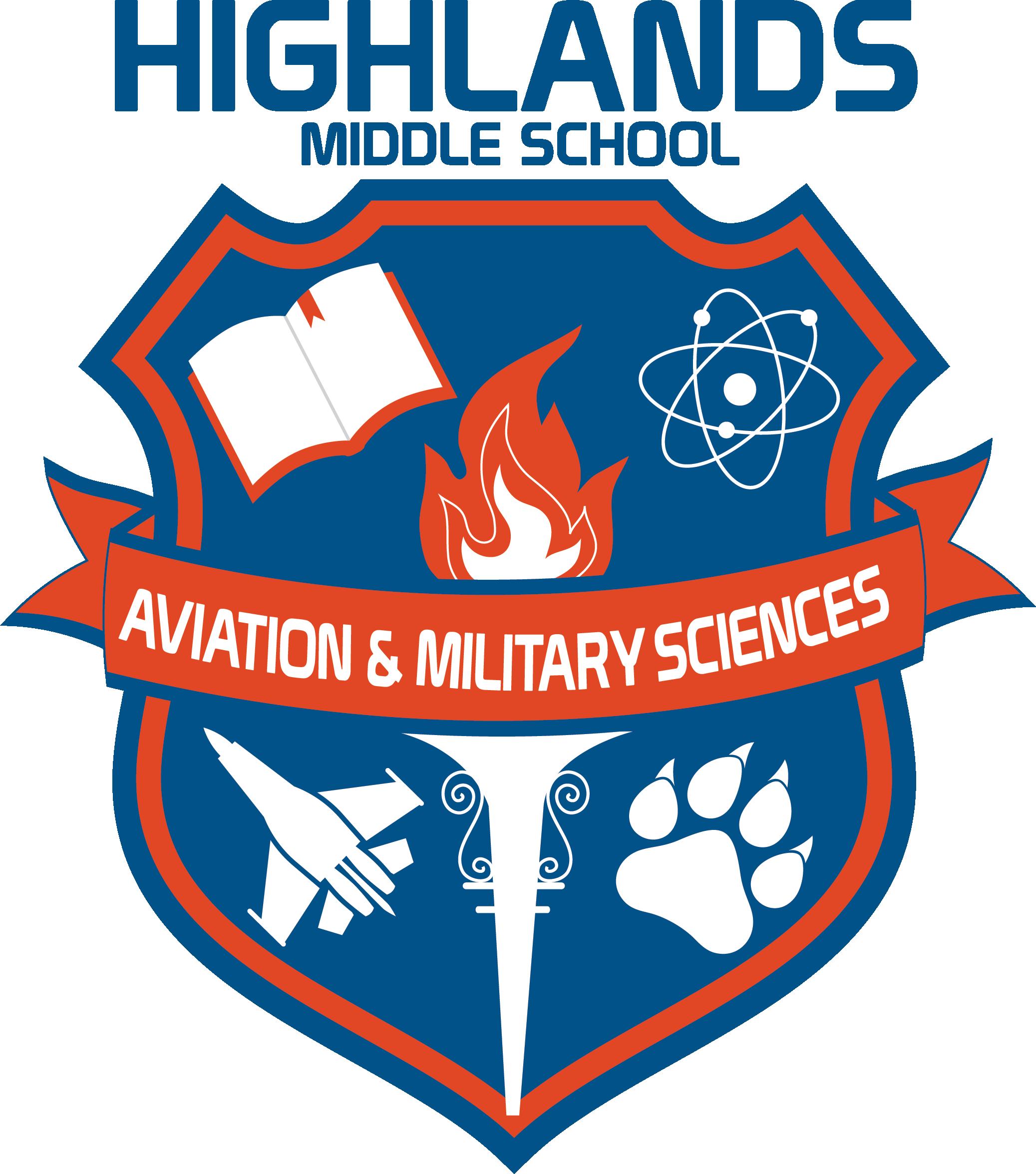 Transparent junior high school clipart - Highlands Middle School - Highlands Middle School Jacksonville Fl