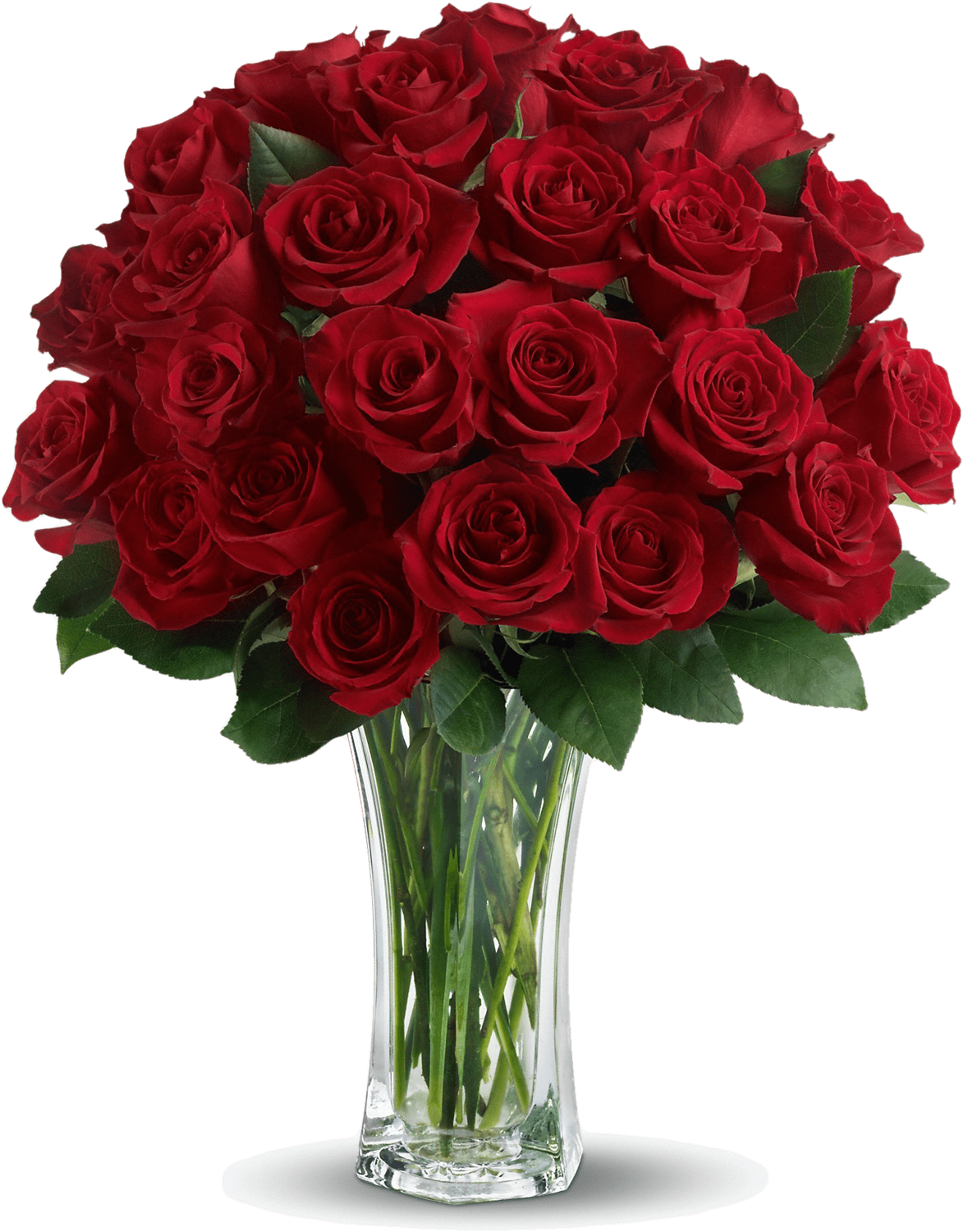 Transparent valentine roses clipart - Rose Png Images For Your Graphic Design, Presentations - Valentines Day Gifts Flowers