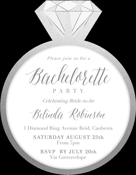 Ring Ceremony Engagement Invitation Quotes Transparent