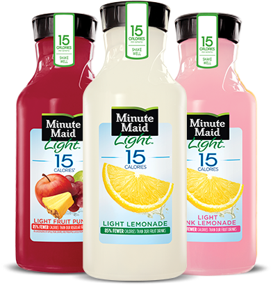 Transparent juice pouch clipart - Light Juice Drinks - Minute Maid Smoothie India