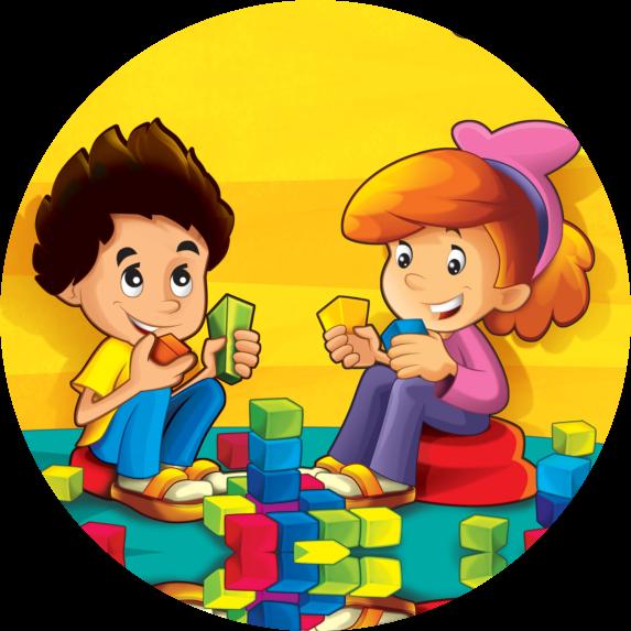 Children With Books Criancas Desenho Coloridas Transparent