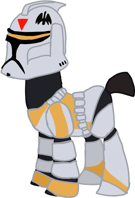 Transparent boil clipart - Comic Clipart Clone Trooper - Star Wars The Clone Wars Mlp