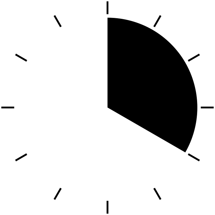 Time Minutes Stopwatch Timer Hours Waiting Clock - Clip Art