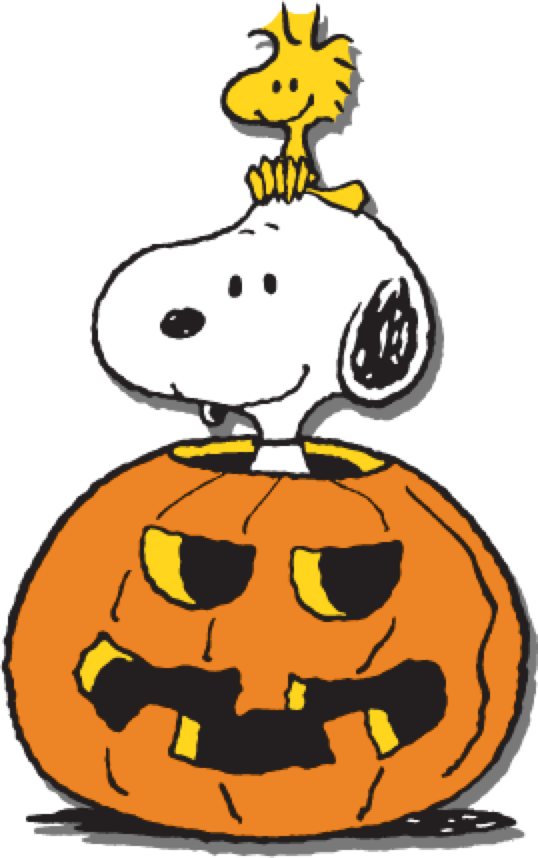 Joy House Productions - Snoopy And Woodstock Halloween ...