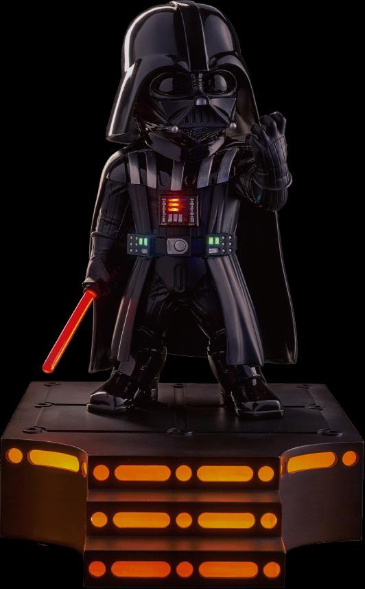 Transparent star wars darth vader clipart - Darth Vader Episode V Egg Attack Statue - Beast Kingdom Egg Attack Darth Vader