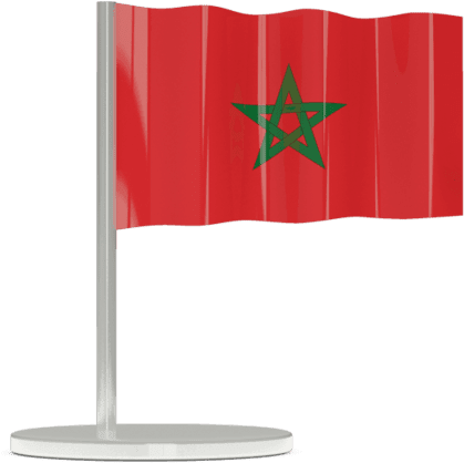 Flag Of Morocco Images Vietnam Flag Clipart Png Transparent Cartoon Jing Fm