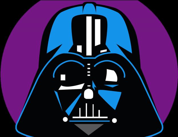Transparent darth vader clipart - Darth Vader Clipart Drath - Star Wars Darth Vader Clipart