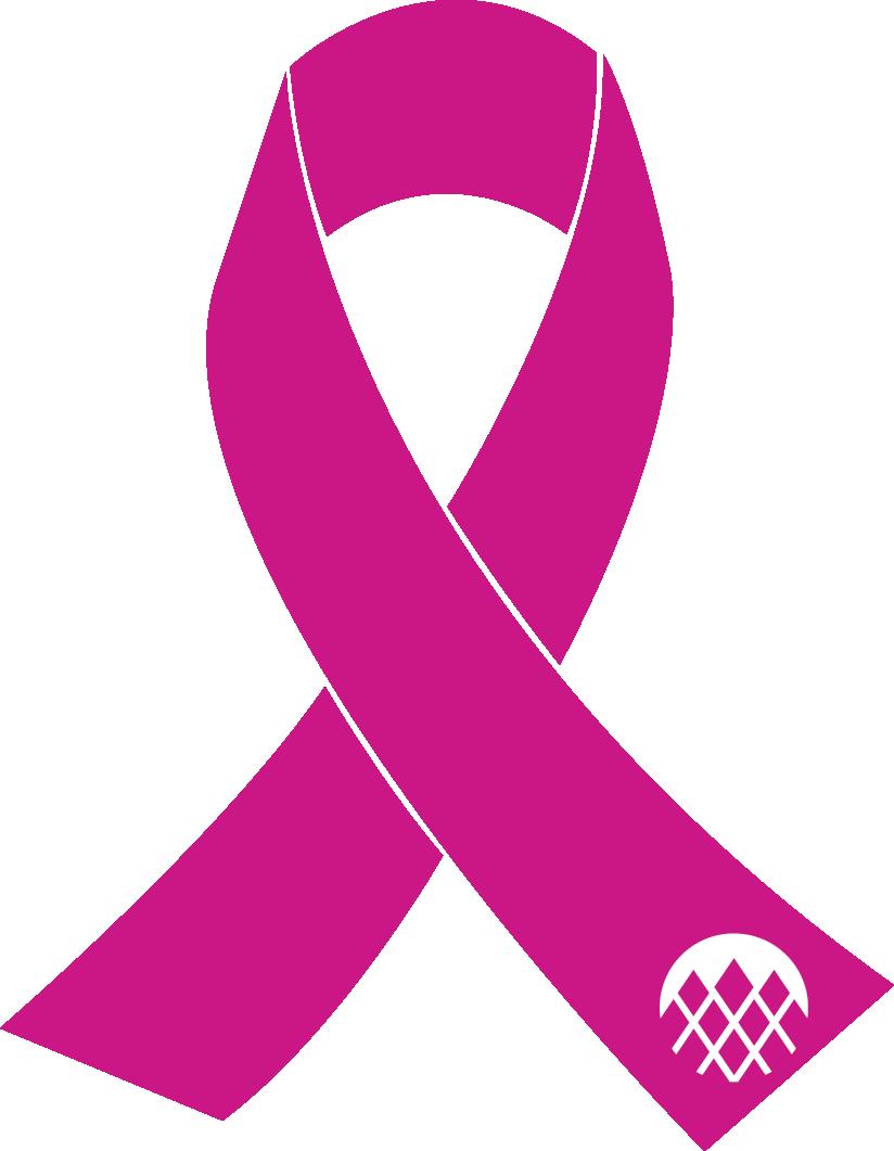 Pinkribbonhike Pink Red Awareness Ribbon Vector Transparent