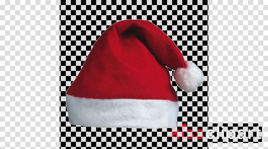 Download Santa Hat Transparent Background Clipart Santa ...