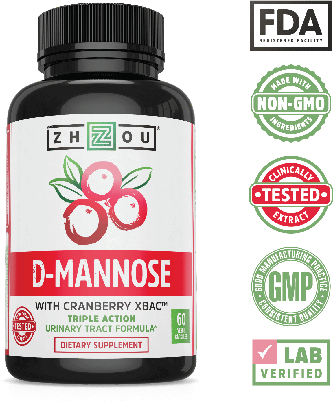 Transparent cranberry juice clipart - Non Gmo, Clinically Tested Extract, Lab Verified D - D Mannose Cranberry
